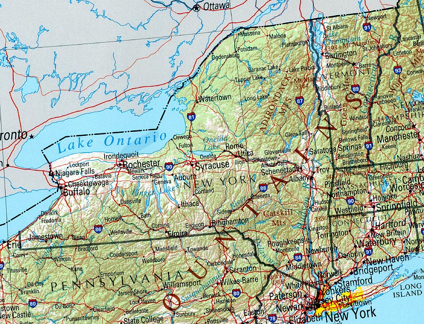 StateMaster  Statistics On New York Facts And Figures