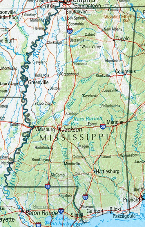 Mississippi S First Interracial Couple August 3 1970: Statistics On Mississippi. Facts And Figures